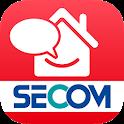 SECOM Home Security App. icon
