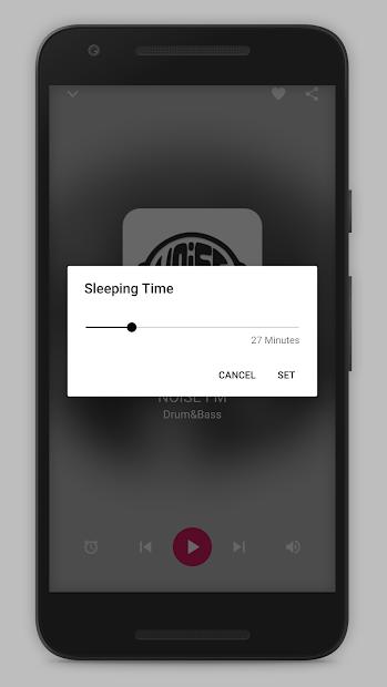 DnB Radio screenshot 7