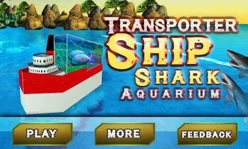 Transporter Ship Shark Aquarum screenshot 0