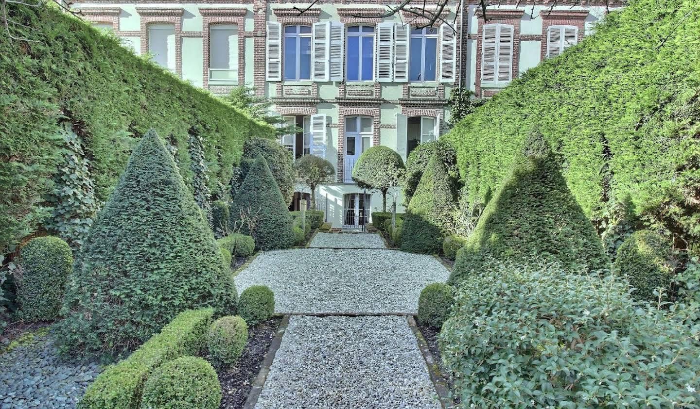 Hôtel particulier Deauville