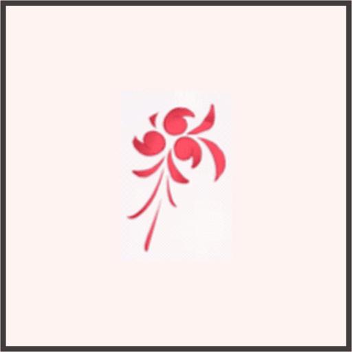 彼岸花の飾り