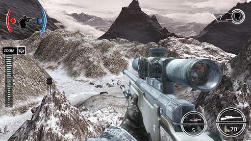 Mountain Sniper Shooting: 3D FPS  screenshots 9