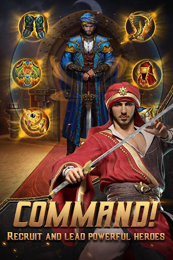 Conquerors: Clash of Crowns Android app 3