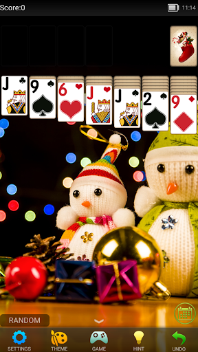 Solitaire: Christmas Gift
