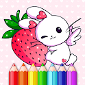 Animated Kids Coloring Book icon