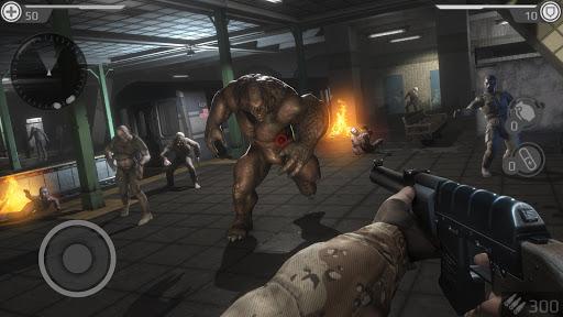 Underground 2077: ZOMBIE SHOOTER  captures d'écran 1