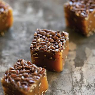 Flaxseed Caramels