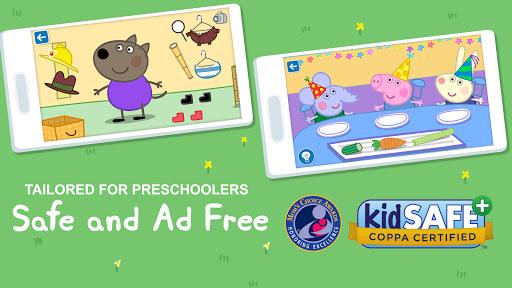 World of Peppa Pig u2013 Kids Learning Games & Videos 3.2.0 screenshots 3