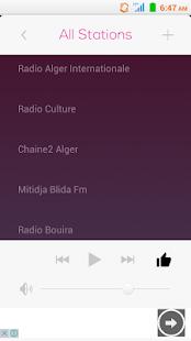 Algerian Radios : Arabic Radio - náhled