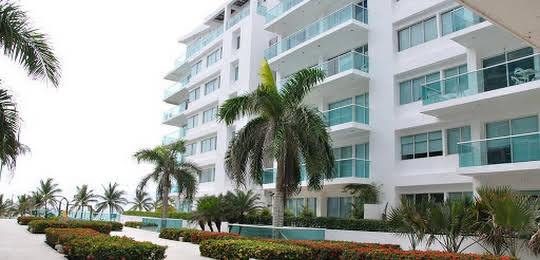 Apartamentos Morros Cartagena