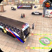 Police Bus Parking 3D Game: Police Driver APK