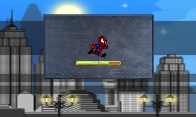 Battle of Spiderman - screenshot