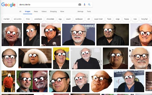 Googly Eyes on Everything