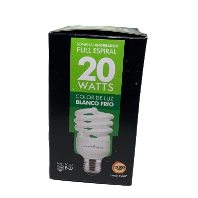 bombillo scientific lighting blanco frio 20w