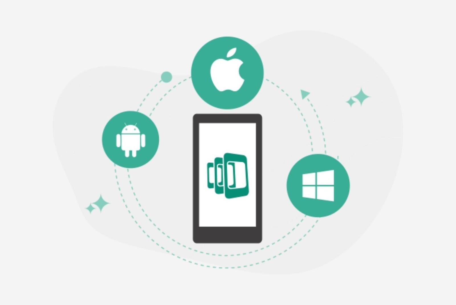 Phone gap cross-platform app frameworks