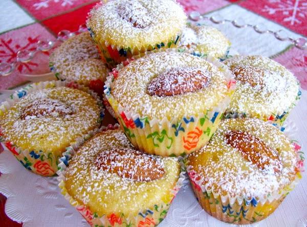 Frangipane Cookie Cups Recipe
