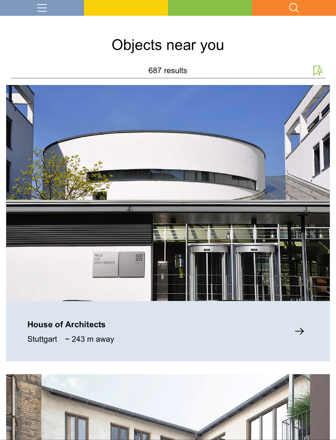Architectural Guide BW- screenshot