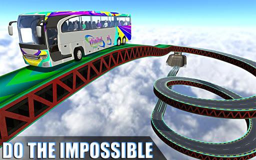 Impossible Bus Simulator Tracks Driving 1.7 screenshots 9