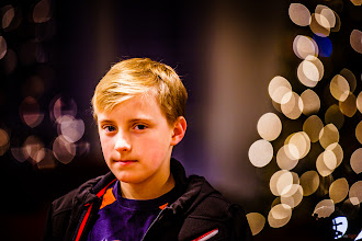 Photo: Christmas Portrait