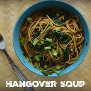 Hangover Soup Recipes