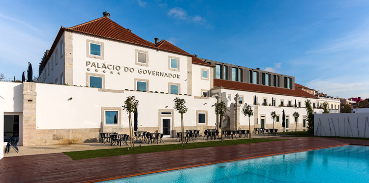 Palácio do Governador nomeado nos Publituris Portugal Trade Awards 2019