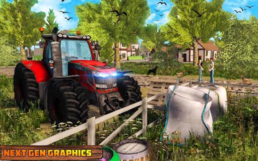 Khakassia Organic Tractor Farming Simulator 2019 2.0.3 screenshots 10