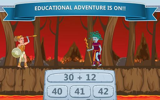 Math Games - Zeus vs. Monsters 1.19 screenshots 12