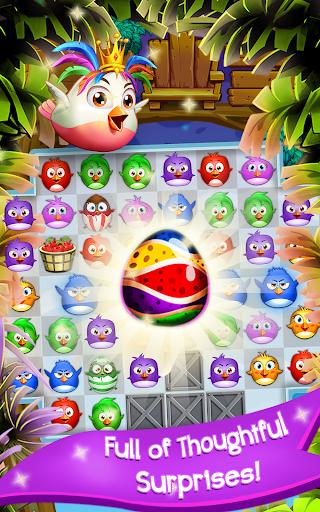 Birds Pop Mania: Match 3 Games Free android2mod screenshots 14