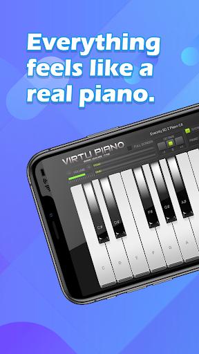 Piano Keyboard screenshot 3