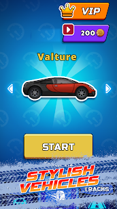 Hot Gear MOD Unlimited Gold Coins 5