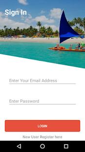 Brazil E-Visa. - náhled