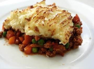 English Shepherds Pie