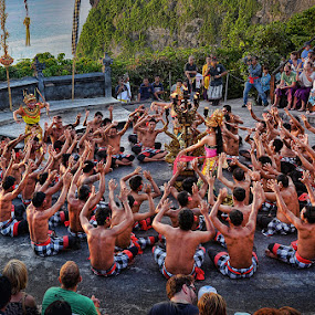 Kecak Dance by Hendri Suhandi - News & Events Entertainment ( bali )