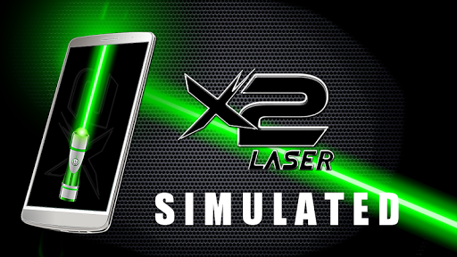 Laser Pointer X2 (PRANK AND SIMULATED APP) 17 screenshots 1