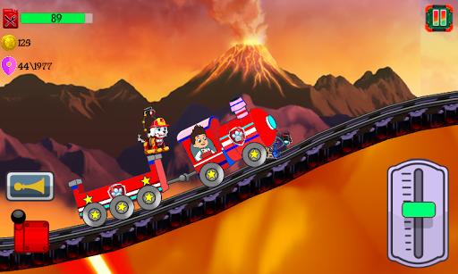Paw Puppy Train Adventures 3.0 screenshots 7