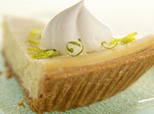 Simplest Key Lime Pie Recipe