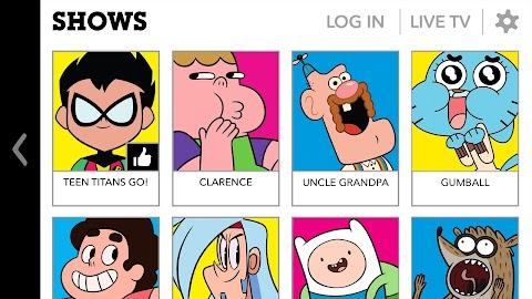 Cartoon Network App Screenshot 3