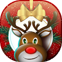 Christmas Greetings Pic Editor icon