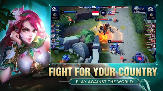 Mobile Legends Mod Apk 1.4.87 [Hack Map + Fully Unlocked] 6