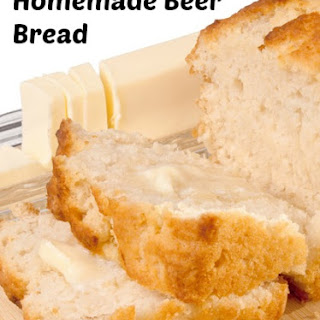 Easy Beer Bread.