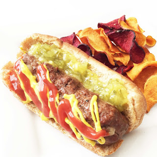 Healthified Burgerdog