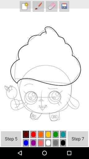 玩免費遊戲APP|下載How to Draw Cute Things app不用錢|硬是要APP