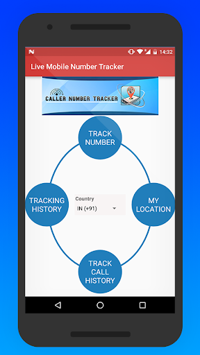 Mobile number locator live incoming call tracker for android.