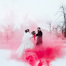Wedding photographer Viktoriya Cvetkova (vtsvetkova). Photo of 19.02.2018
