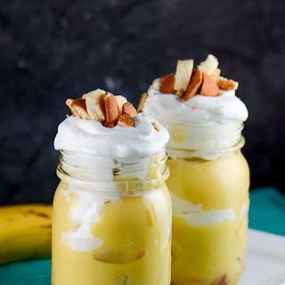 Southern Banana Pudding Parfaits