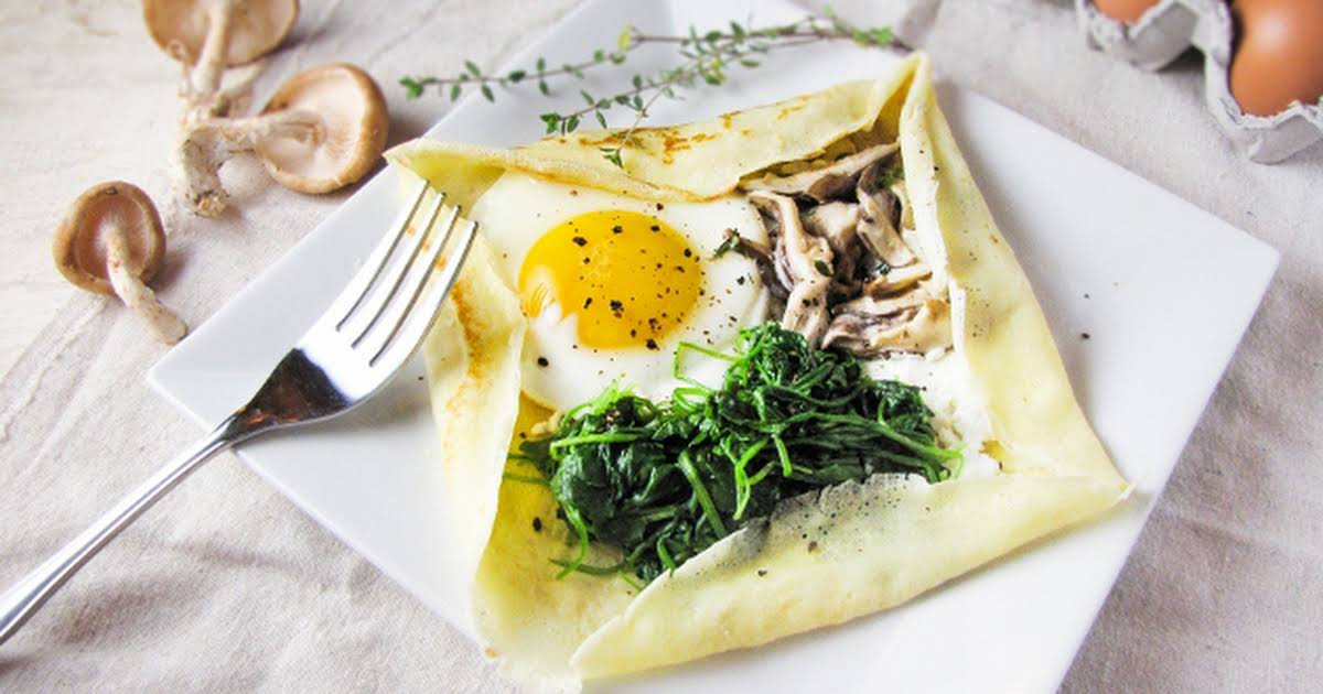 10 Best Savory Vegetarian Crepes Recipes