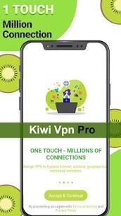 Kiwi VPN Pro – VPN connection proxy changer No Ads 6