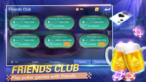 POP Poker u2014 Texas Holdem game online apkdebit screenshots 10