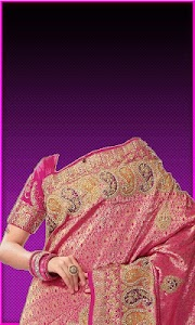 Pattu Saree Photo Suit screenshot 5
