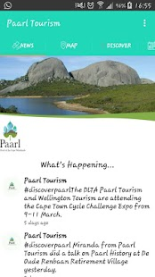 Paarl Tourism- screenshot thumbnail